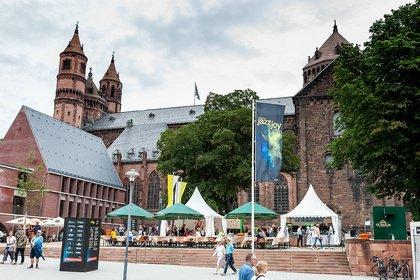 Umfassende Maßnahmen - Worms schließt alle städtischen Kultureinrichtungen bis 30. April