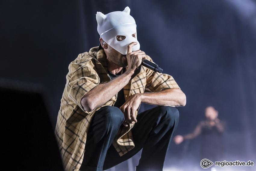 Cro (live auf dem Highfield Festival, 2019)