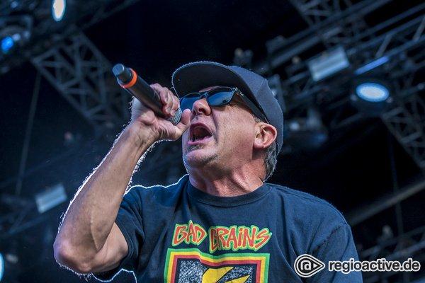 Nehemen kein Blatt vor den Mund - Kultig: Fotos von Pennywise live beim Highfield Festival 2019