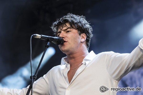 Folk aus Zürich - Mit Lebenslust: Fotos von Faber live beim Highfield Festival 2019