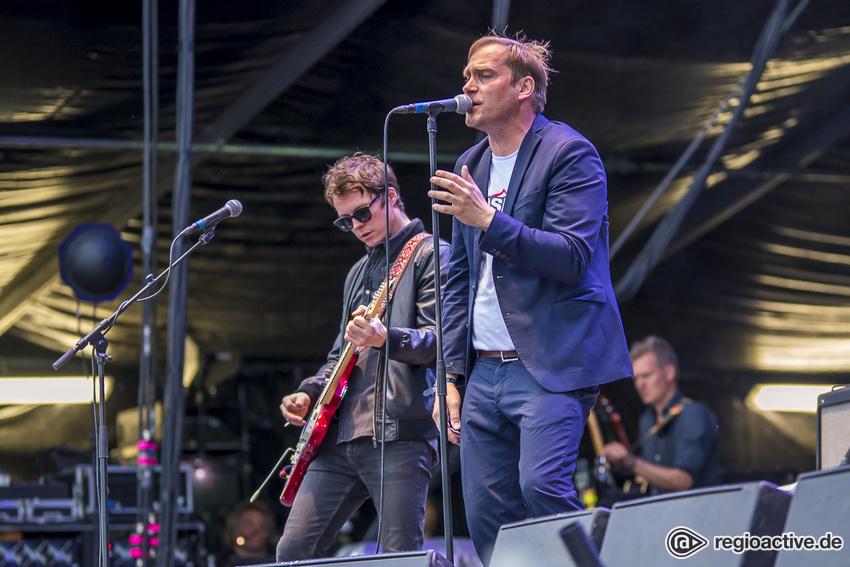 Thees Uhlmann (live auf dem Highfield Festival, 2019)