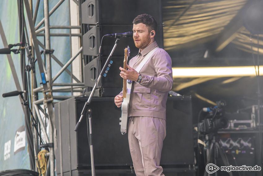 Enter Shikari (live auf dem Highfield Festival, 2019)