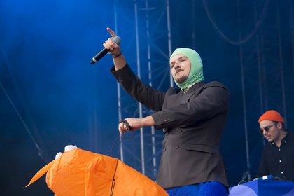 Rap mal anders - Abgefahren: Fotos der Orsons live auf dem Highfield Festival 2019