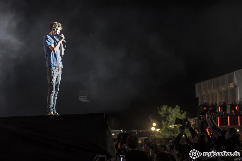 AnnenMayKantereit (live auf dem Highfield Festival, 2019)