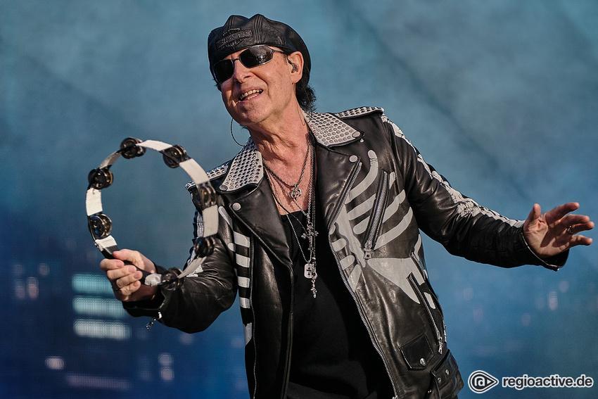 In (be)stechender Form - Scorpions rocken den Kunst!rasen Bonn wie ein Hurricane