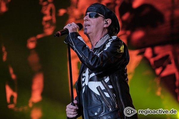Freiheitshymne - Scorpions veröffentlichen zum 30. Jubiläum 'Wind of Change'-Boxset