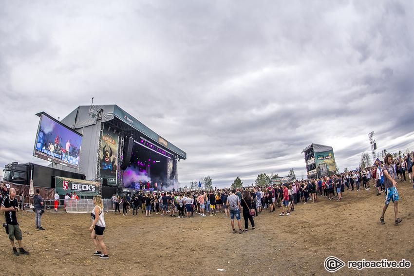 Impressionen vom Highfield Festival, 2019