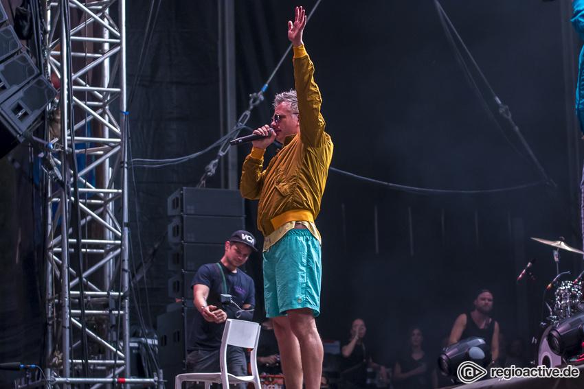 Fettes Brot (live auf dem Highfield Festival, 2019)