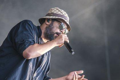 Deutsch-Rap vom Feinsten - Samy Deluxe: Fotos der SaMTV Unplugged-Show beim Highfield Festival 2019