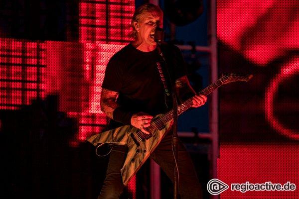 Sichtbare Fortschritte - Nach James Hetfields Entzug: Wie geht es mit Metallica weiter?