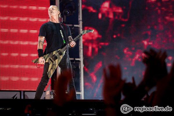 Südamerika-Tour verschoben - Jetzt erste Show ansehen: Metallica starten Online-Konzertreihe