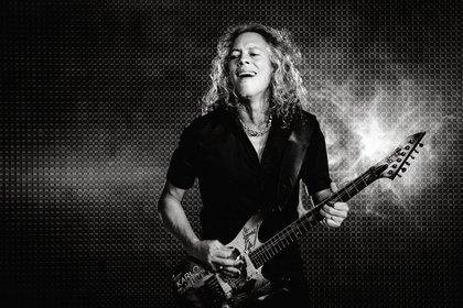 Produktiv bleiben - Metallica: Kirk Hammet nutzt Selbstisolation für Arbeit an neuen Songs