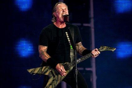 Metal-Giganten - Mächtig: Live-Bilder von Metallica auf dem Maimarktgelände Mannheim