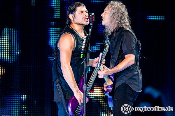 Couch-Konzert - Metallica kündigen akustisches Live-Streaming-Event an