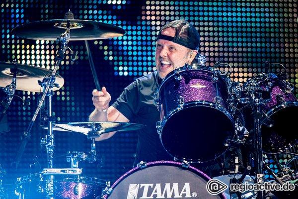 Wherever I may roam - Metallica: Lars Ulrich spricht euphorisch über aktuelle Europatour