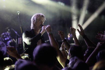 Country-Rock - Ohne Guns N' Roses: Bilder von Duff McKagan live in der Alten Feuerwache Mannheim