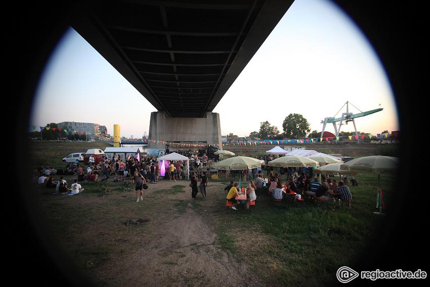 Impressionen vom Brückenaward-Freitag (Mannheim 2019)