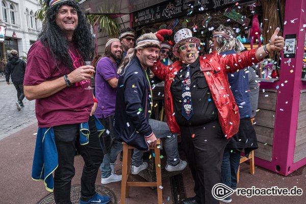 Vergnügt - Fotos: Impressionen vom Freitag beim Reeperbahn Festival 2019