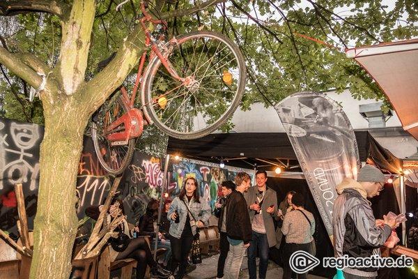 In altbewährter Tradition - Meet The Mannheimers: Impressionen des Empfangs beim Reeperbahnfestival 2019