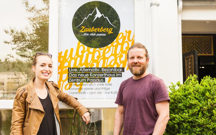 Wie man von Veranstaltern (nicht) ignoriert wird: Ein Interview mit Marlies Resch vom Live-Club Zauberberg in Passau