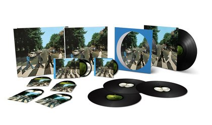 Neuer Ansatz - The Beatles: Track by track-Review der 'Abbey Road' 50th Anniversary Edition