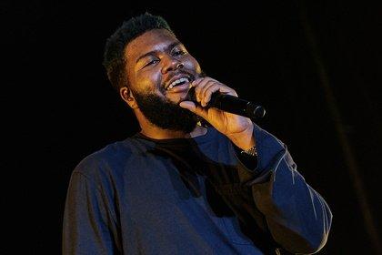 R&B-Überflieger - Ganz entspannt: Fotos von Khalid live in Frankfurt