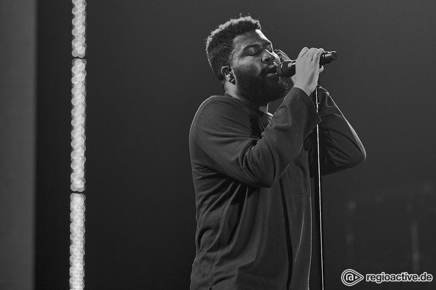 Khalid (live in Frankfurt 2019)