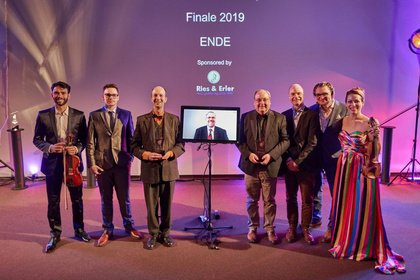 Klassisch modern - Progressive Classical Music Award 2019 in Mannheim: Piotr Szewczyk siegt im Finale