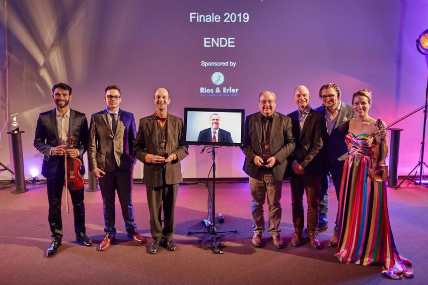 Finalisten des PCM Awards