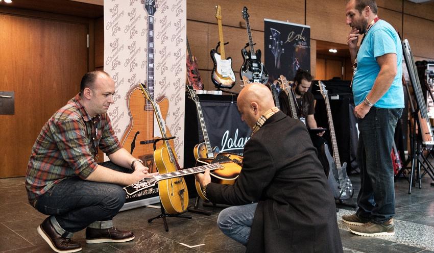 """Mit neuem Digital-Konzept: Der Guitar Summit wird 2020 zum """"Web Camp"""""""