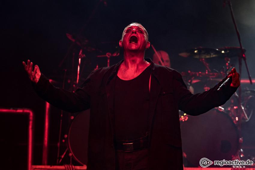 Stahlzeit (live beim Black Castle Festival 2019)