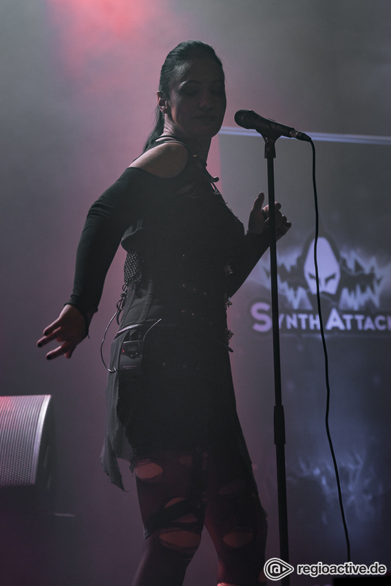 Synthattack (live beim Black Castle Festival 2019)