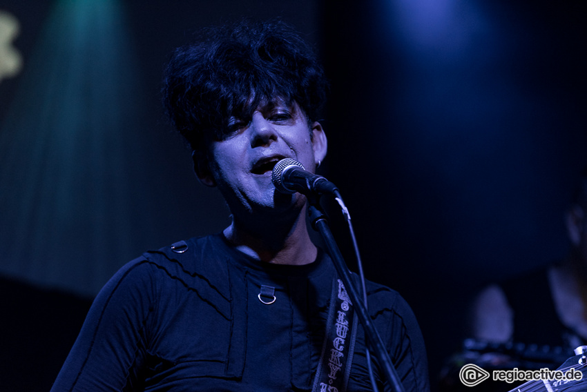 Clan of Xymox (live beim Black Castle Festival 2019)