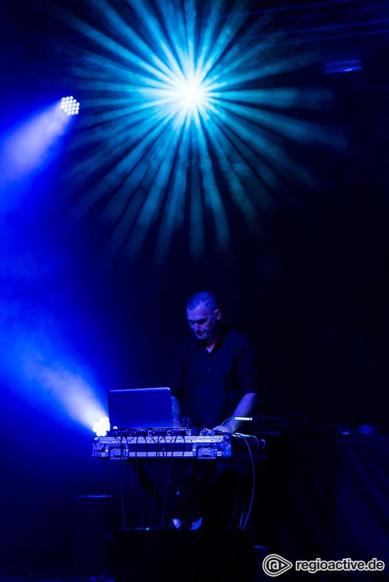 Clan of Xymox (live beim Black Castle Festival 2019)