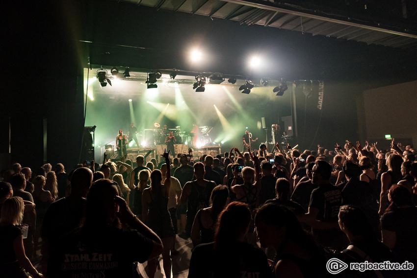 Impressionen vom Black Castle Festival 2019 in Mannheim