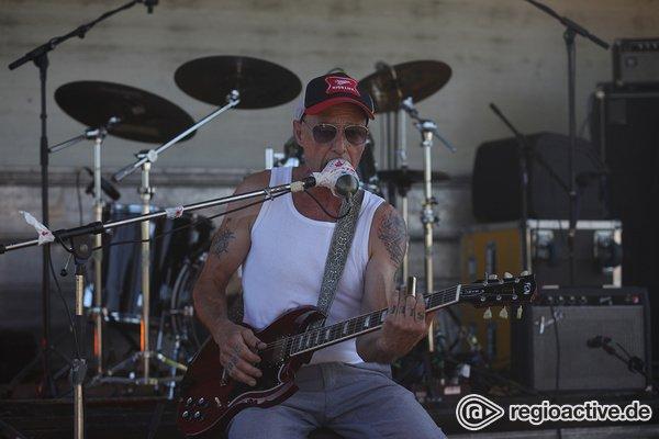 Ein Hauch Amerika - Staubtrocken: Bilder von Slur und Tascosa live beim Mannheimer Brückenaward 2019