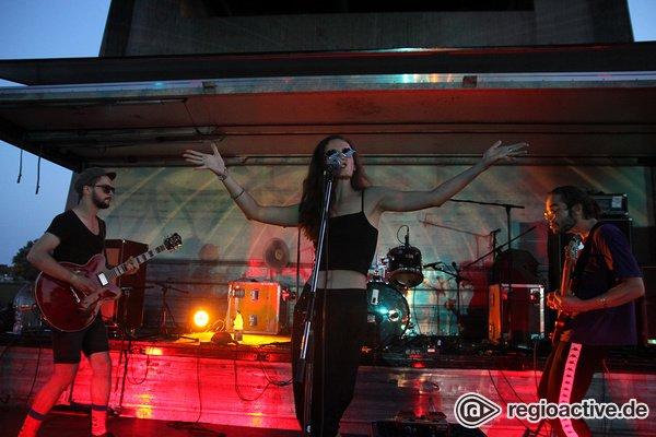 Trippig - Fotos von Noctilucent live beim 10. Mannheimer Brückenaward 2019
