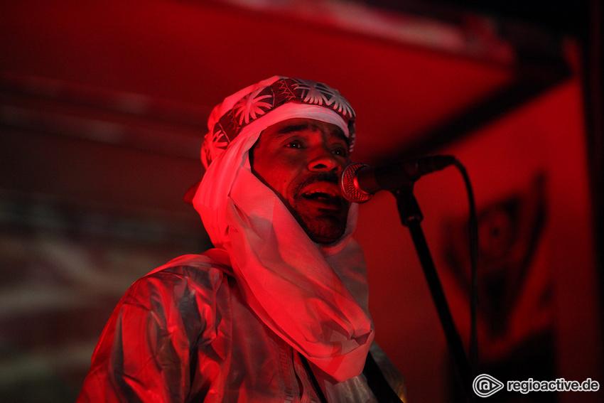 Bibi Ahmed & Group Inerane (live n Mannheim, 2019)