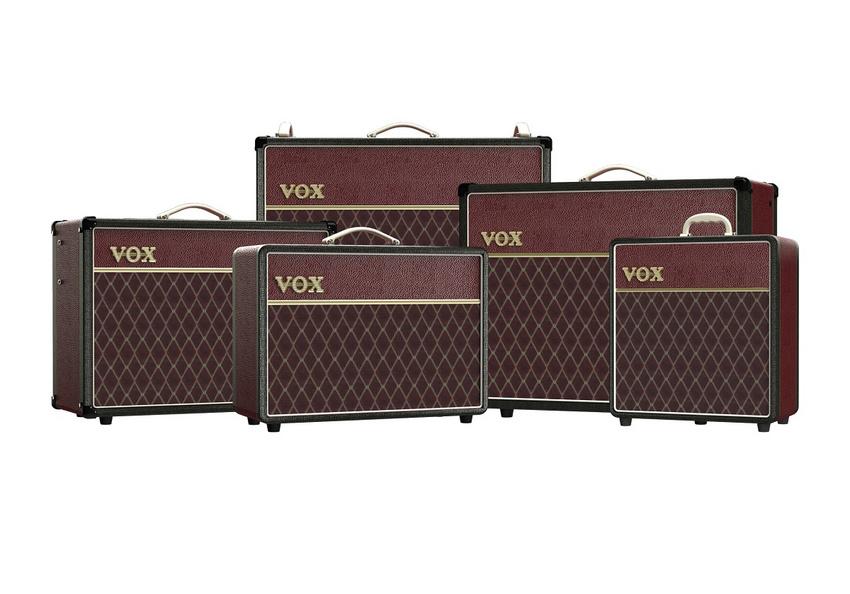 Exklusive Limited Edition der VOX AC Custom Serie
