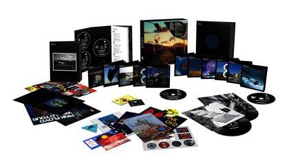 Umfangreich - Pink Floyd veröffentlichen The Later Years Box 1987-2019