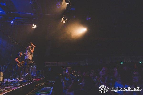 Emphatisch - Hozier: Bilder des Iren live in der Batschkapp Frankfurt