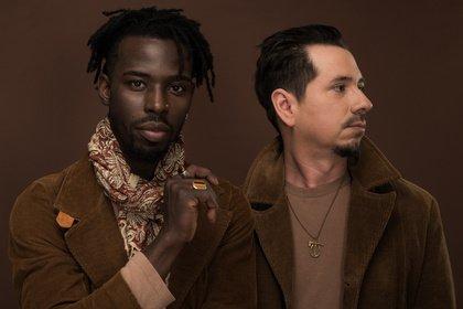 Angesagte Soul-Band - Black Pumas spielen 2019/2020 Konzerte in Deutschland und Österreich