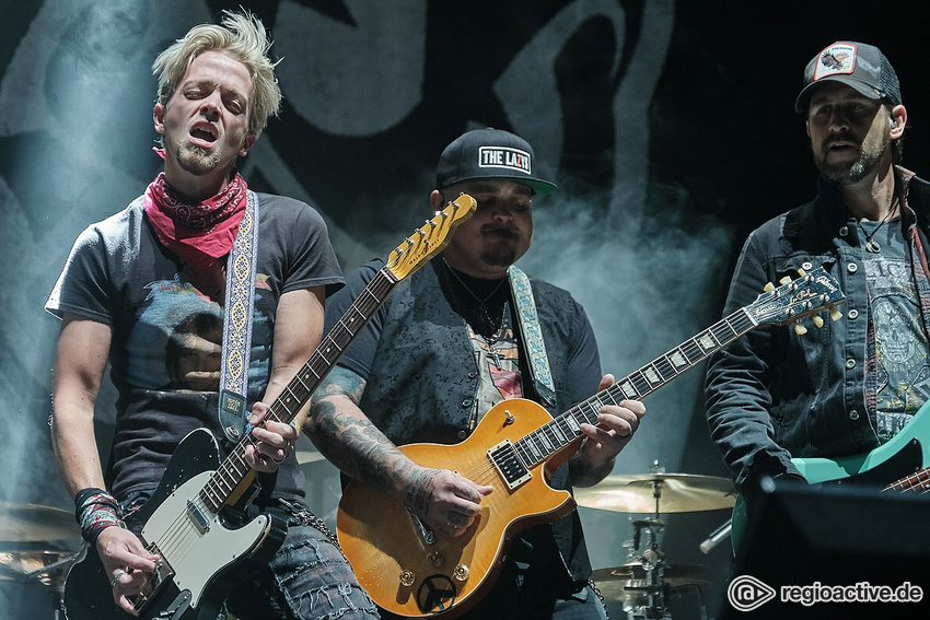 Black Stone Cherry (live in Mannheim 2019)