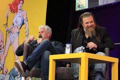 Stars aus Serien und Film - German Comic Con Berlin 2019 mit Ron Perlman, Jason Isaacs und Manu Bennett