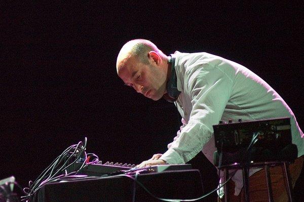 Break on through... - Jazz mal anders: Die experimentelle Seite bei Enjoy Jazz 2019 mit Jan Bang und Apparat