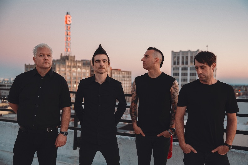 Anti-Flag (Pressebild, 2019)
