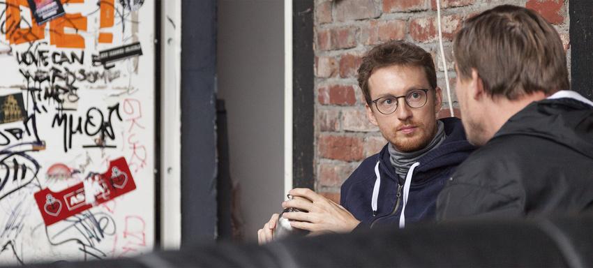 Warum Hannes Wittmer (Spaceman Spiff) Konzerte auf Spendenbasis spielt und sein Album verschenkt