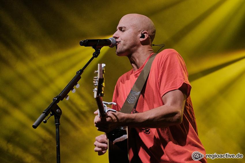 Milow (live in Frankfurt 2019)