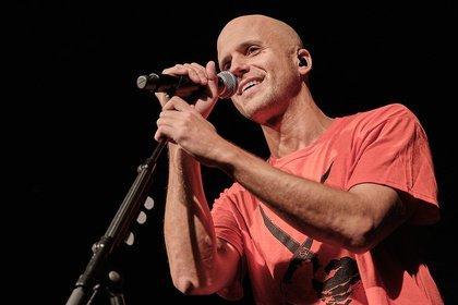 Gefühlvoll - Milow: Live-Fotos des Belgiers in der Frankfurter Batschkapp