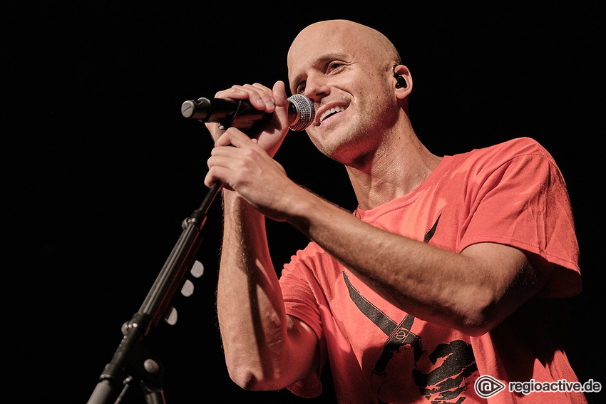 Milow (live in Frankfurt 2019)